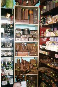 Obiecte lemn cires