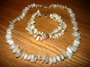 Set bijuterii colier bratara