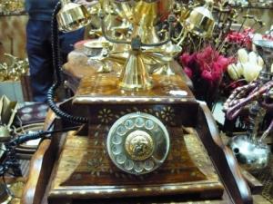 Telefon, model vintage - 02