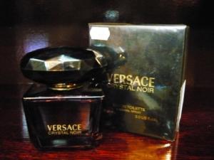 """Versace """"crystal noir"""""""