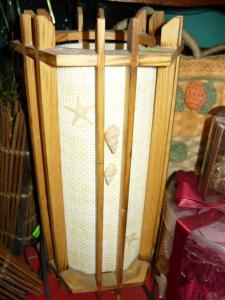 Veioza bambus