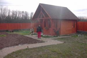 Case vacanta structura lemn