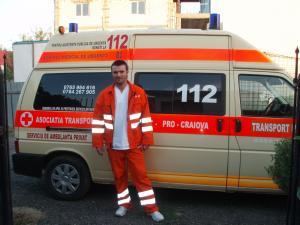 Transport cu ambulanta de urgenta b2  si ingrijiri medicale la domiciliul pacientului