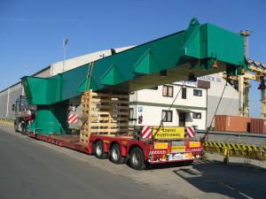 Transport special agabaritic