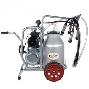 Aparat de muls vaci EMT1+1A, un post si un bidon aluminiu 20 litri