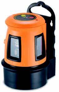 Nivela laser cu 3 linii FL 40-3 Liner