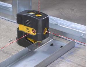 Nivela laser autonivelanta stabila