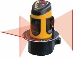 Nivela laser autonivelanta cu linii in cruce pe 2 axe tip Gizmo Lite 3