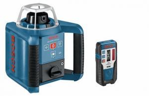 Nivela laser autonivelanta rotativa tip GRL 150 HV SET Bosch