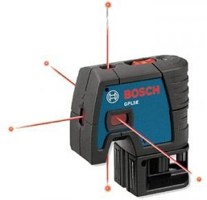 Nivela laser autonivelanta cu 5 puncte GPL- 5 Bosch