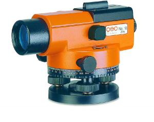 Nivela optica tip 10 - 26 de la Geo-Fennel