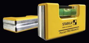 Mini Nivela cu bula tip 101 Pocket Magnetic