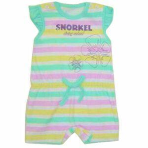 Salopeta bebe turcoaz - Snorkel [MS 002NI483-1]