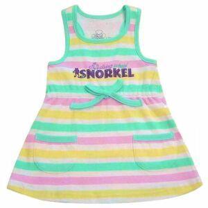 Rochie bebe turcoaz- Snorkel [MS 002NF486-1]