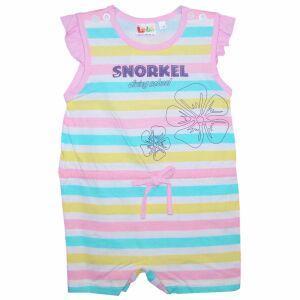 Salopeta bebe roz - Snorkel[MS 002NI483]