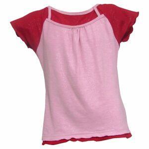 Bluza fete maneca scurta [MS DSP1026-1]