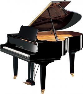 Pian acustic Yamaha GC2 PE