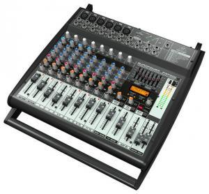 Mixer amplificat