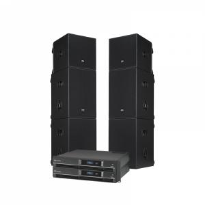Sistem de sonorizare Dynacord Xa2-PRO - L3600