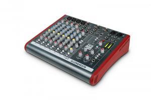 Mixer audio profesional 4 ch