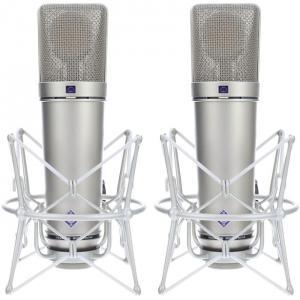 Microfon de studio Neumann U87 Ai stereo set