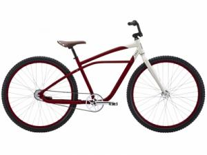 "FELT BICICLETA CRUISER BURNER, 3SP, 29"", BRICK RED, 2013"