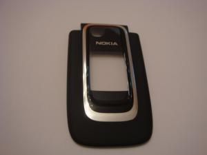 Carcasa Originala Nokia 6131 (fata Sus) Negru