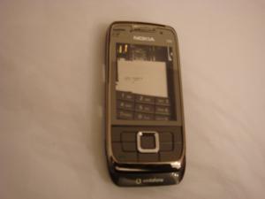 CARCASA ORIGINALA Nokia E66 (fara Capac Baterie) 14 ZILE