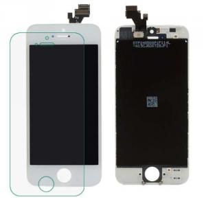 Display Cu Touchscreen iPhone 5 Alb OEM