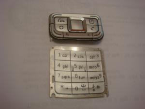 Tastatura nokia e65 originala