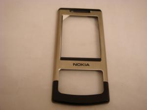 Nokia 6500 Slide Front Cover Swap ( Nokia 6500s Fata )