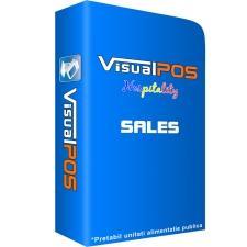 Software Gestiune Vanzari VisualPOS Hospitality - Sales