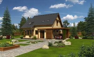 Casa ieftina din lemn preturi