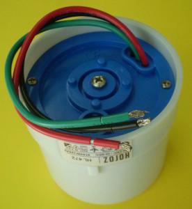 Senzor crepuscular 220V, 2700W max, 25A max, model HL472