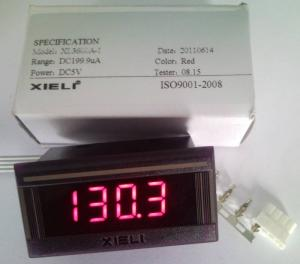 Ampermetru digital XL3600A-1