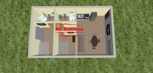 Casa pereti modulari