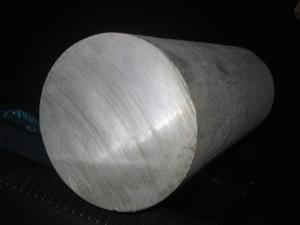 Aluminiu laminat rotund