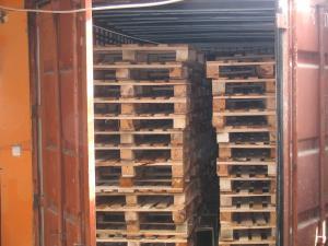 Paleti lemn tip euro