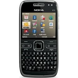 Telefon mobil Nokia E72 Black + CR-115 car holder + 4GB card