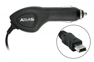 Incarcator Auto Mini USB - 500 mAh