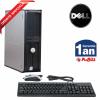 Calculator second ieftin Dell Optiplex 780 Intel Core 2 Duo 3GHz, 2GB DDR3, 160GB HDD