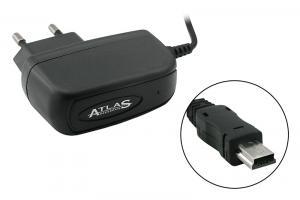 Incarcator Retea Mini USB - 500 mAh