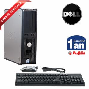 Oferta SPECIALA Dell Optiplex second hand ieftin C2D 3.0 Ghz E8400, 4 Gb DDR2, 250 HDD, DVDRW