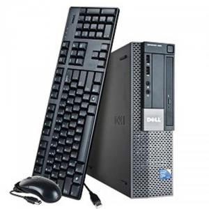 Calculator REFURBISHED  DELL OptiPlex 960 Desktop Core2DUO 3.0 Ghz CU LIC WIN 7 HOME