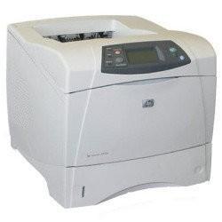 Imprimanta HP LaserJet 4300N Second Hand, Retea, Monocrom