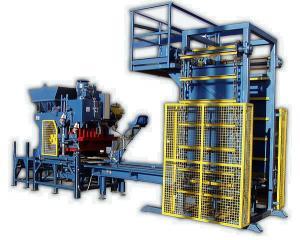 Masina de fabricat pavele