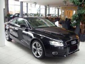 Audi A5 3,0 TDi Quattro