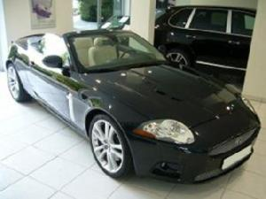 Jaguar XKR Cabrio