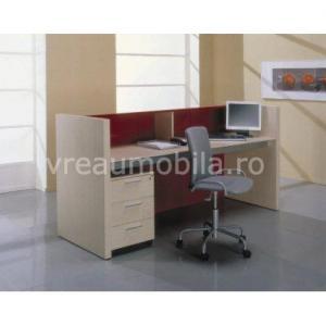 Mobilier Secretariat / Receptie Finch