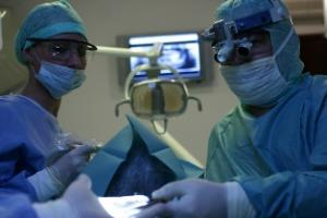 Tratament laser in parodontoza
